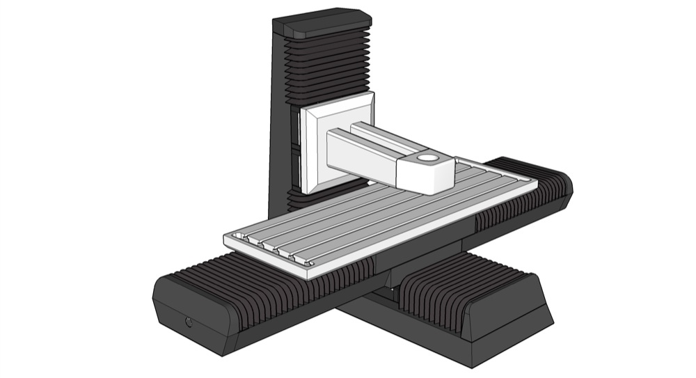 Zealcnc The Bench Top Mill Build Part 1 The Base